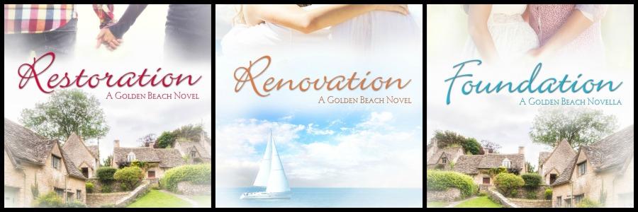 3 golden beach covers