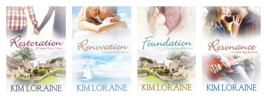 4 golden beach books